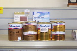 international varnishes, paints & antifouling